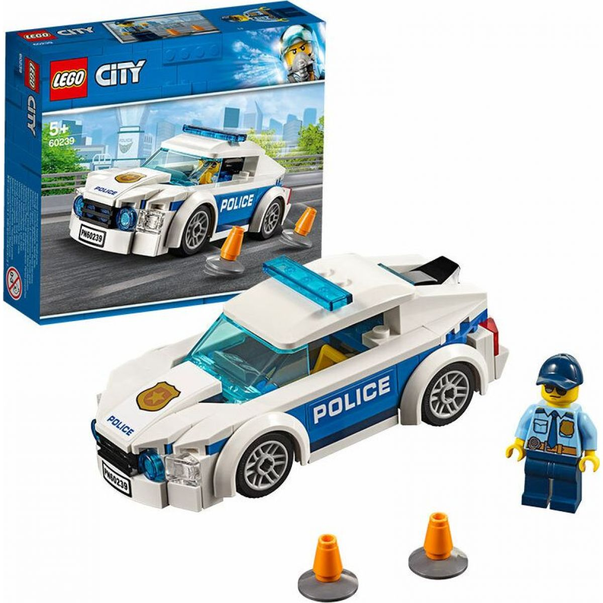 LEGO® City 60239 Policejní auto