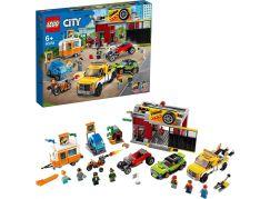 LEGO® City 60258 Tuningová dílna