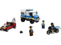 LEGO City 60276 Vězeňský transport