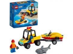 LEGO® City 60286 Záchranná plážová čtyřkolka