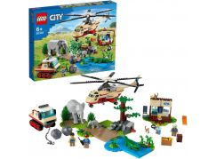 LEGO® City 60302 Záchranná operace v divočině