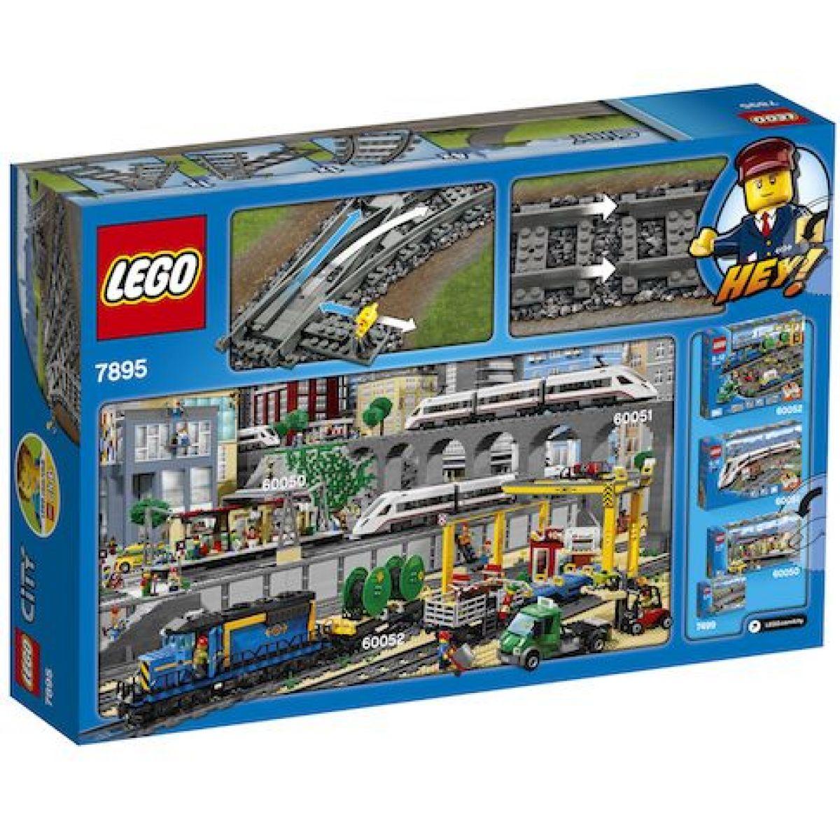 LEGO City 7895 Výhybky #2