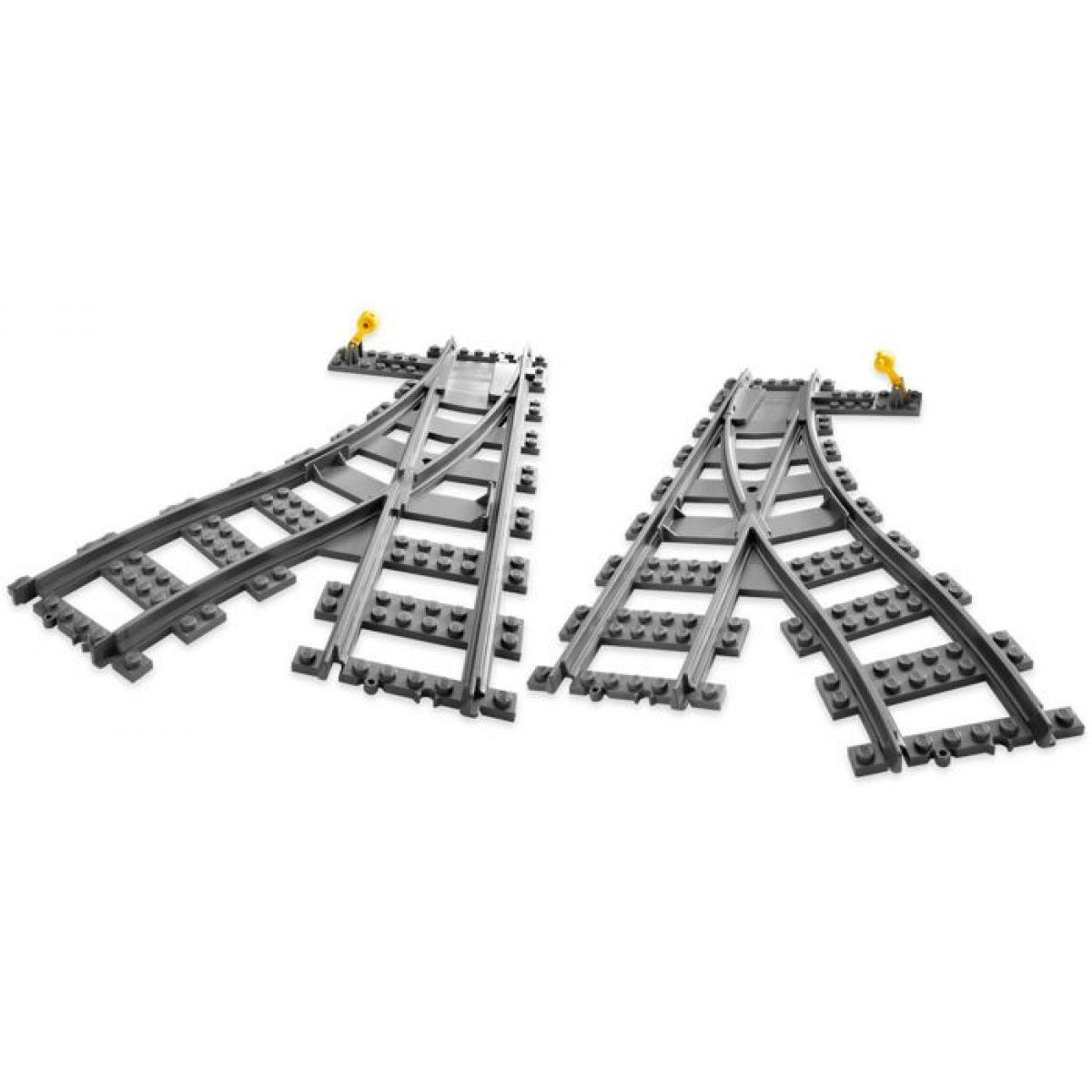 LEGO City 7895 Výhybky #3