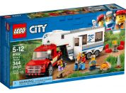 LEGO City Great Vehicles 60182 Pick-up a karavan