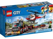 LEGO City Great Vehicles 60183 Tahač na přepravu těžkého nákladu