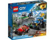 LEGO City Police 60172 Honička v průsmyku