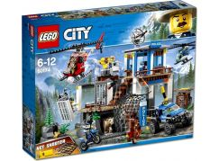 LEGO City Police 60174 Horská policejní stanice - Poškozený obal