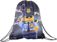 LEGO CITY Police Cop pytlík na přezůvky