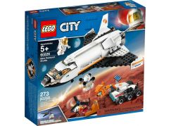 LEGO City Space Port 60226 Raketoplán zkoumající Mars