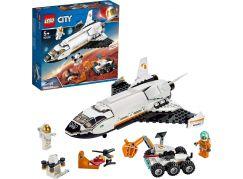 LEGO® City Space Port 60226 Raketoplán zkoumající Mars