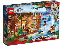 LEGO City Town 60235 Adventní kalendář LEGO® City - Poškozený obal