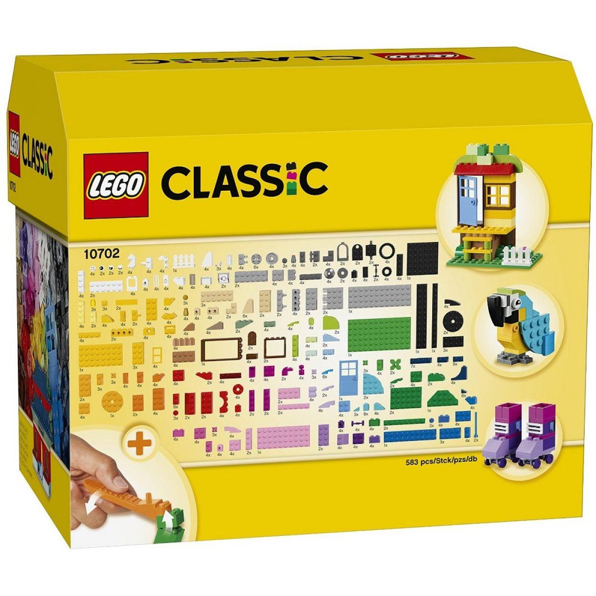 LEGO Classic 10702 Tvořivá sada #2