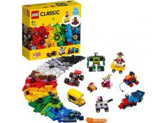 LEGO® Classic 11014 Kostky a kola