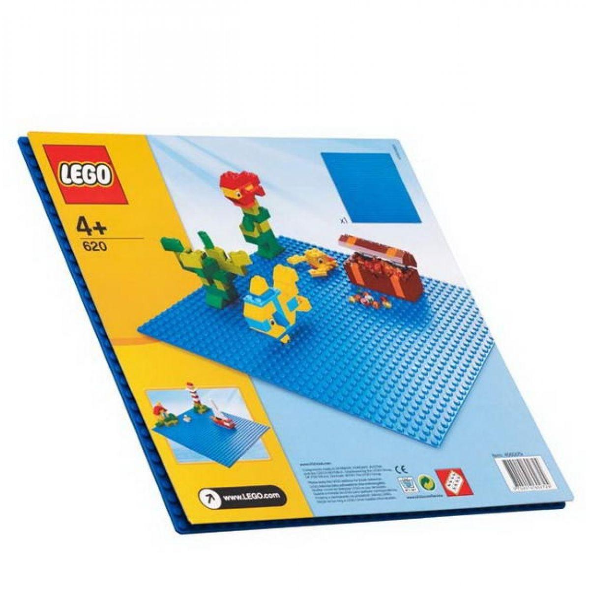 LEGO Creator 0620 Modrá podložka