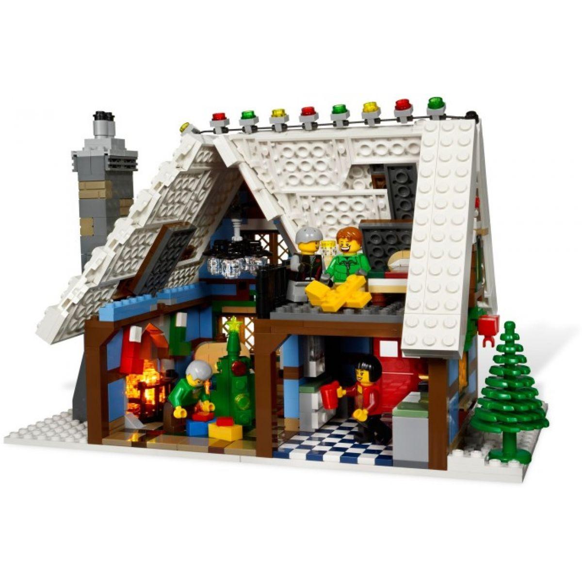 LEGO Creator 10229 Zimní chalupa #3