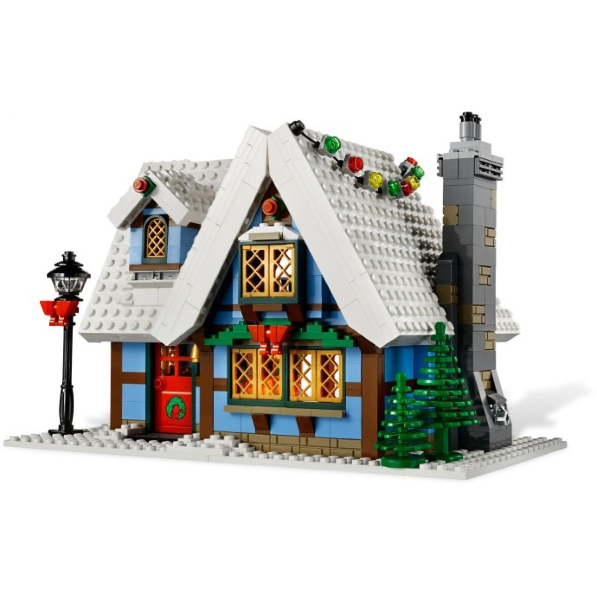 LEGO Creator 10229 Zimní chalupa #4