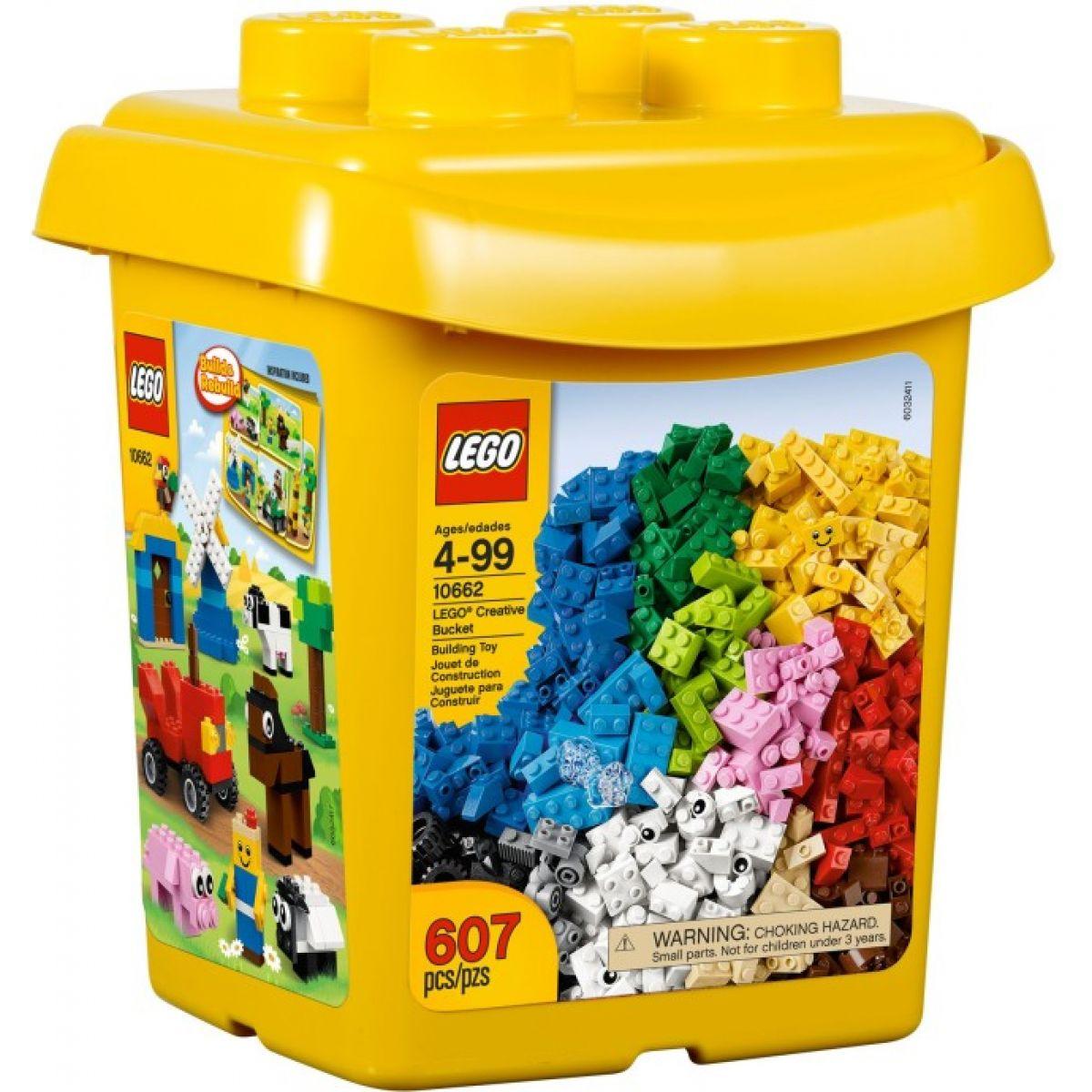 LEGO Creator 10662 Tvořivý kyblík