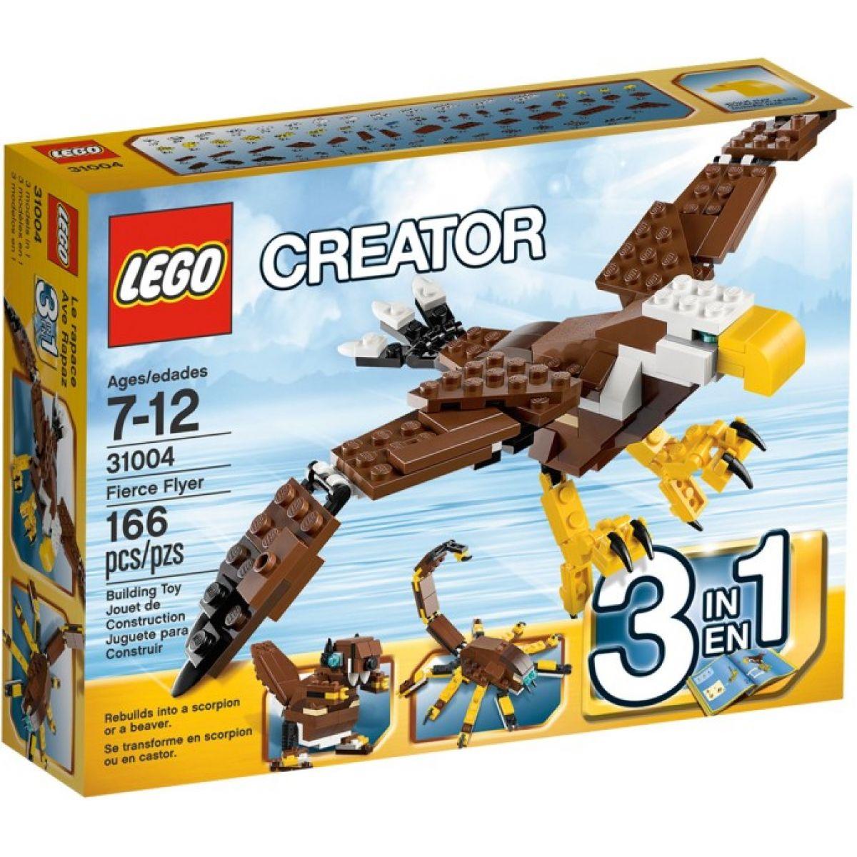 LEGO Creator 31004 Divoký dravec