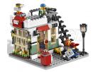 LEGO Creator 31036 Obchod s hračkami a potravinami 4