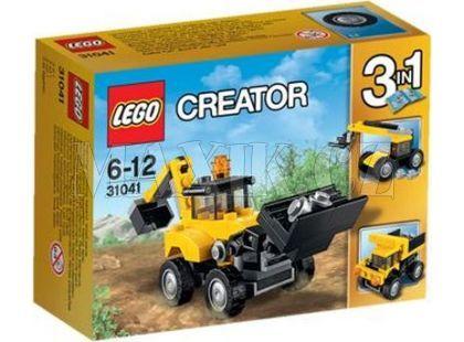 LEGO Creator 31041 Vozidla na stavbě