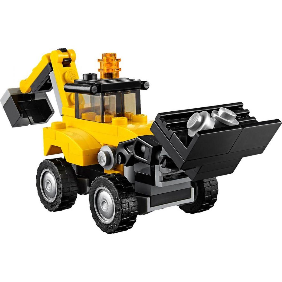 LEGO Creator 31041 Vozidla na stavbě #2