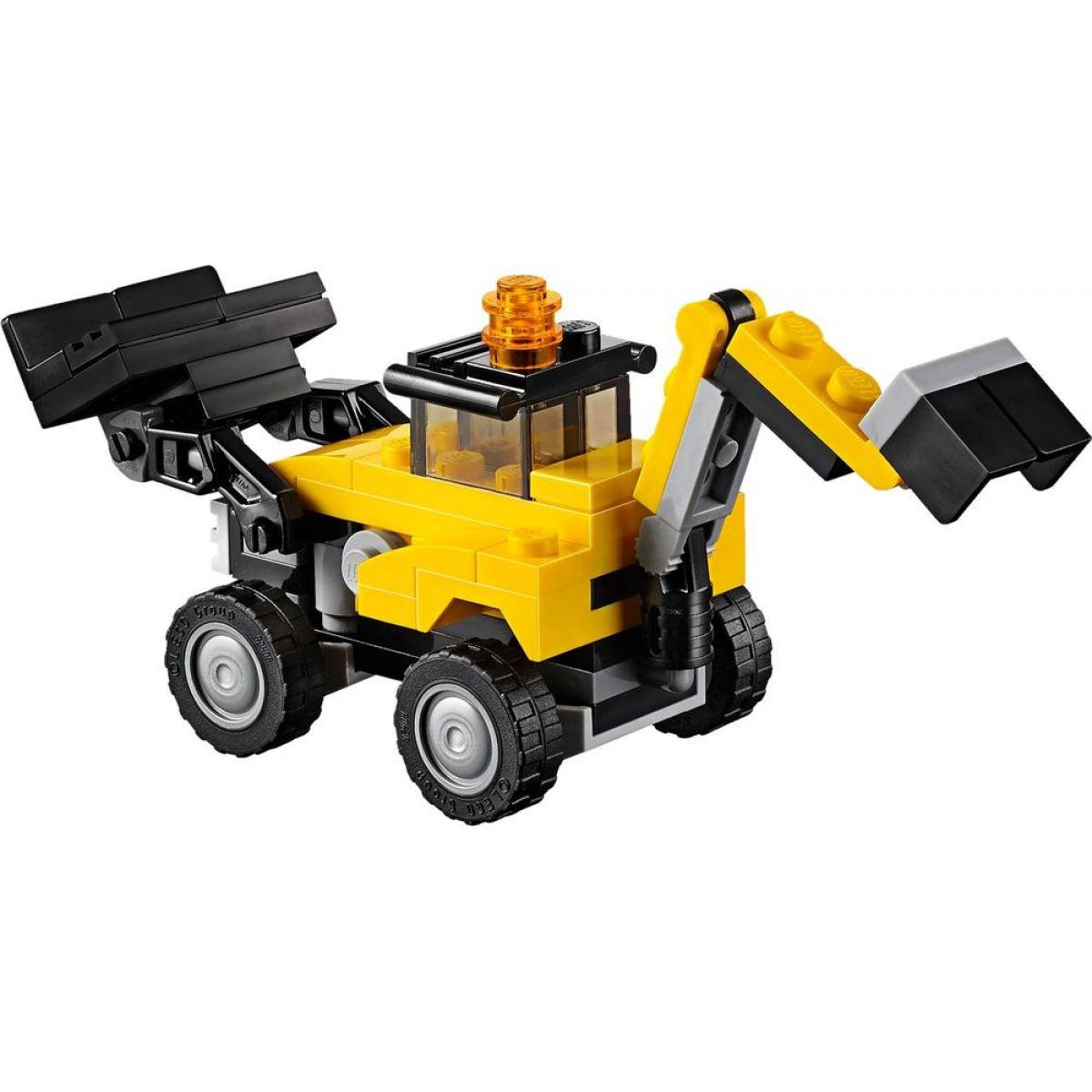 LEGO Creator 31041 Vozidla na stavbě #3