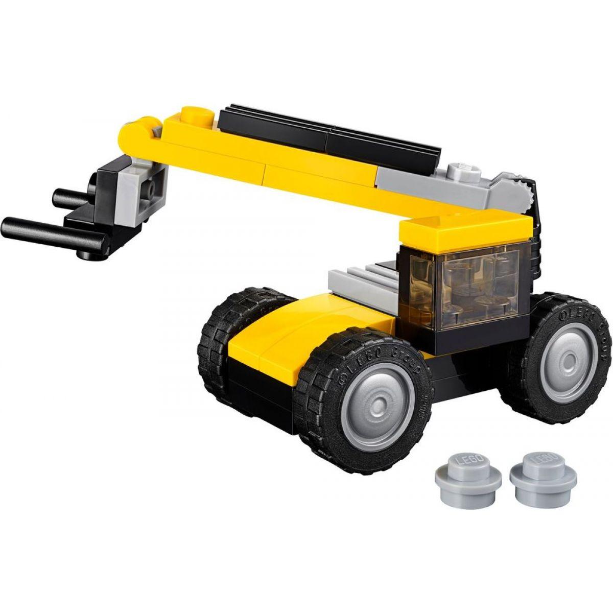 LEGO Creator 31041 Vozidla na stavbě #4