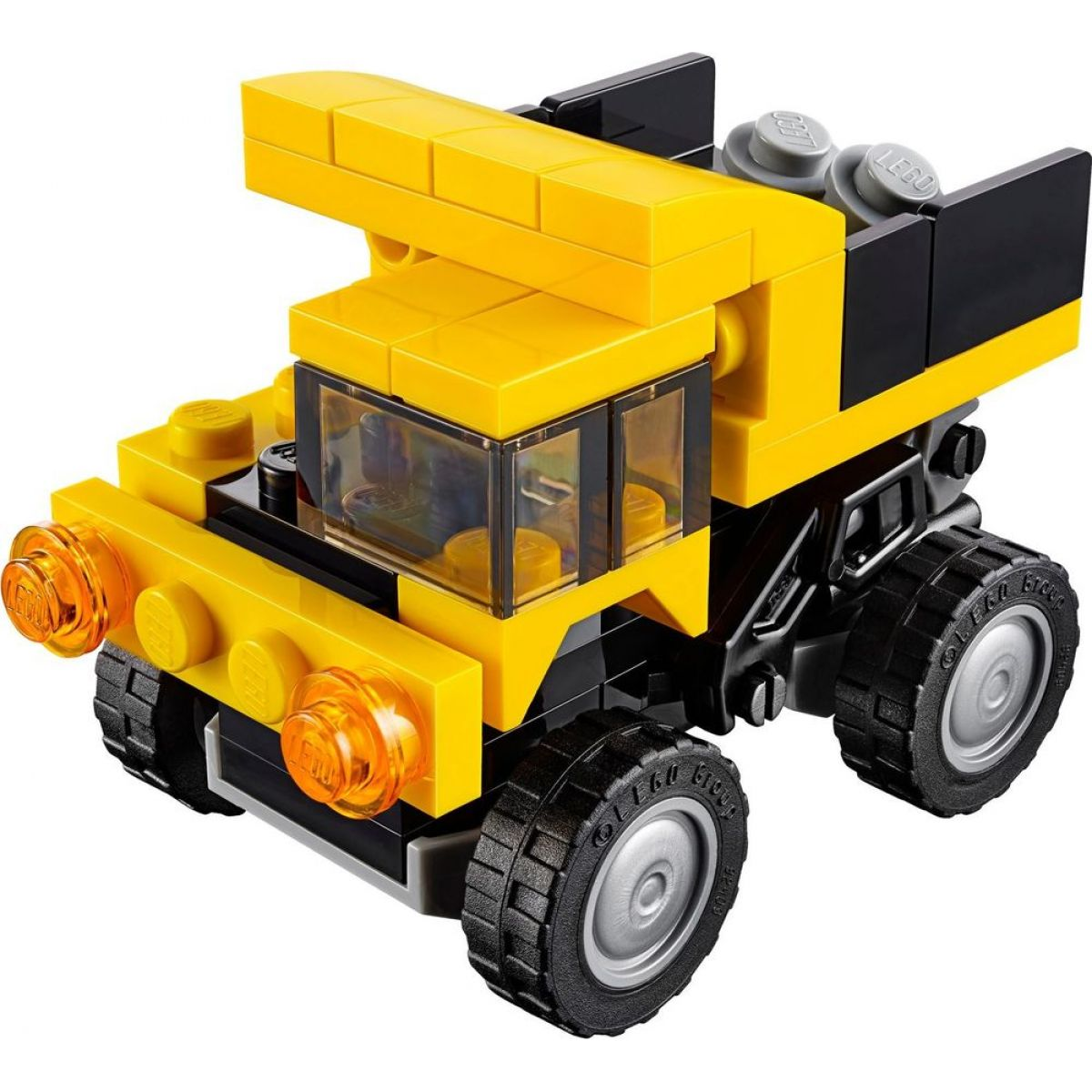 LEGO Creator 31041 Vozidla na stavbě #6