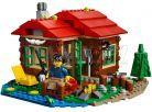 LEGO Creator 31048 Chata u jezera 3