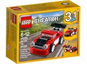 LEGO Creator 31055 Červené závodní auto