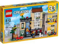 LEGO Creator 31065 Městský dům se zahrádkou