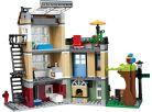 LEGO Creator 31065 Městský dům se zahrádkou 3