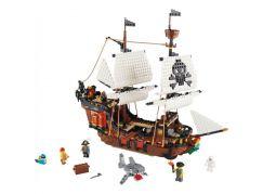 LEGO Creator 31109 Pirátská loď - Poškozený obal