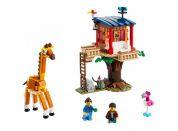 LEGO Creator 31116 Safari domek na stromě - Poškozený obal