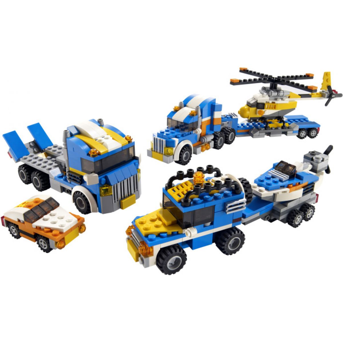 LEGO Creator 5765 Kamión