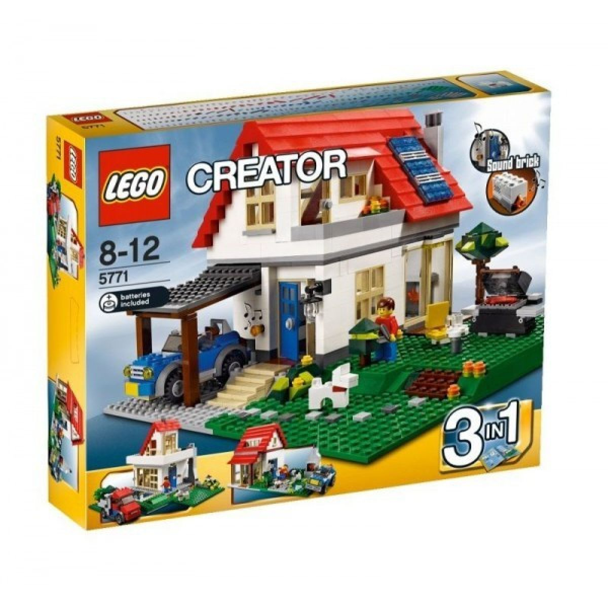 LEGO CREATOR 5771 Chalupa