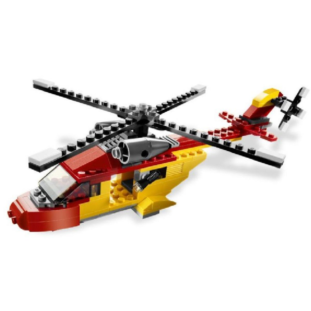 LEGO CREATOR 5866 Záchrana ze vzduchu