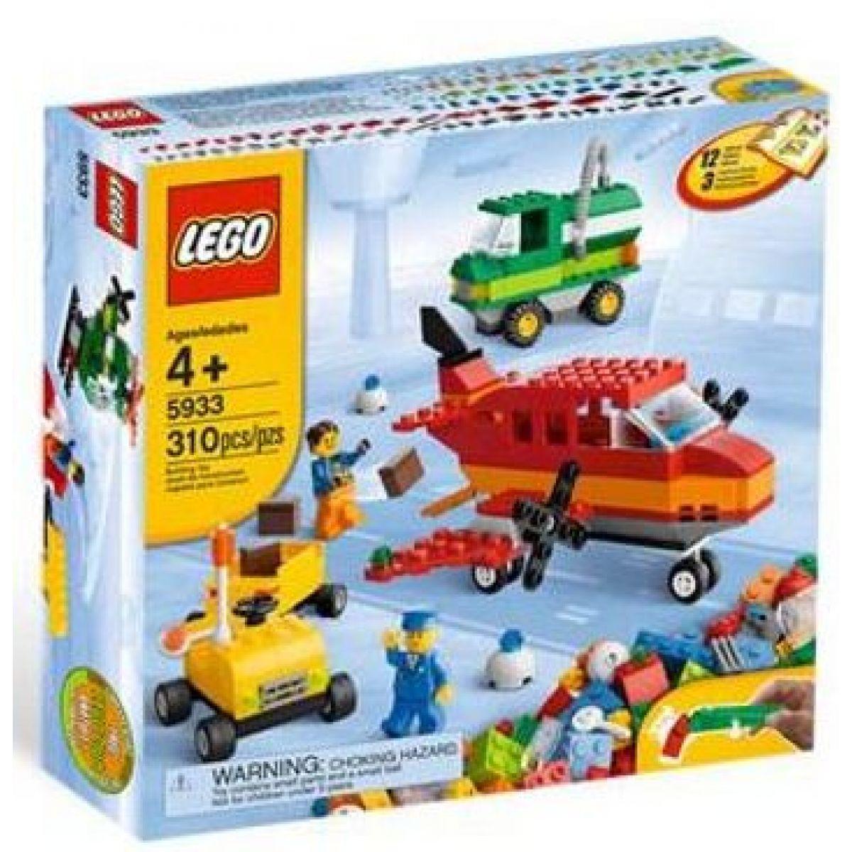 LEGO CREATOR 5933 Stavební sada letiště