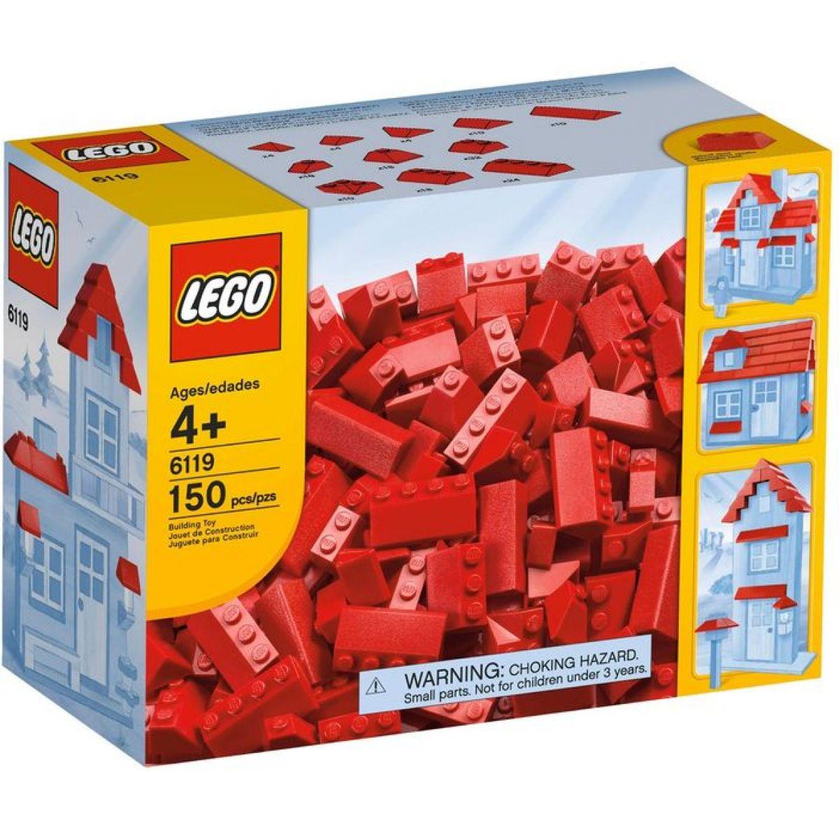 LEGO Creator 6119 Střešní tašky
