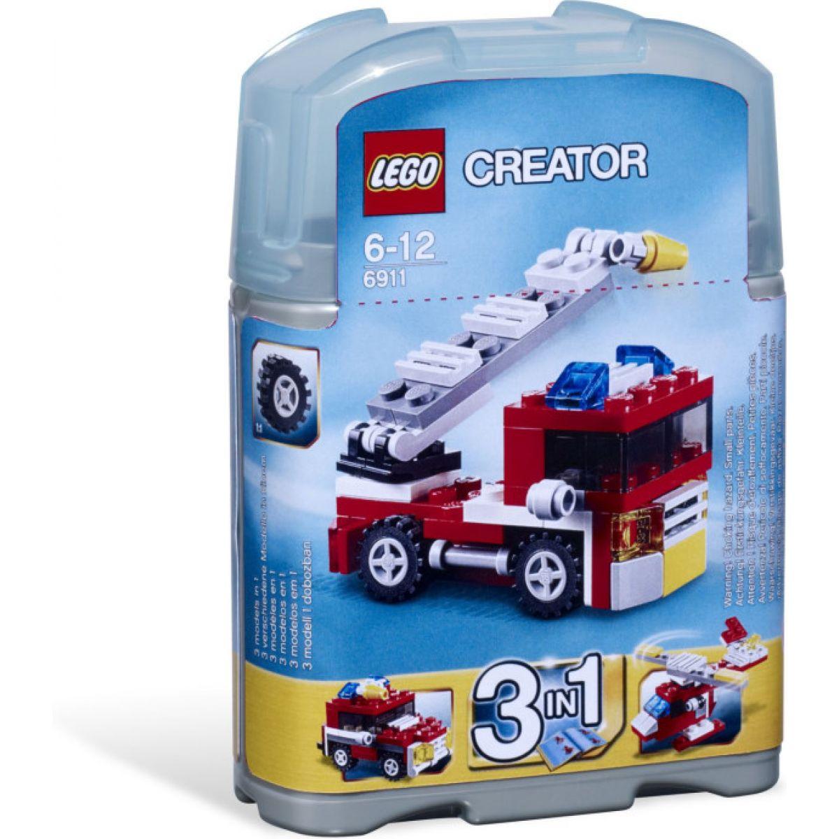 LEGO Creator 6911 Mini hasiči