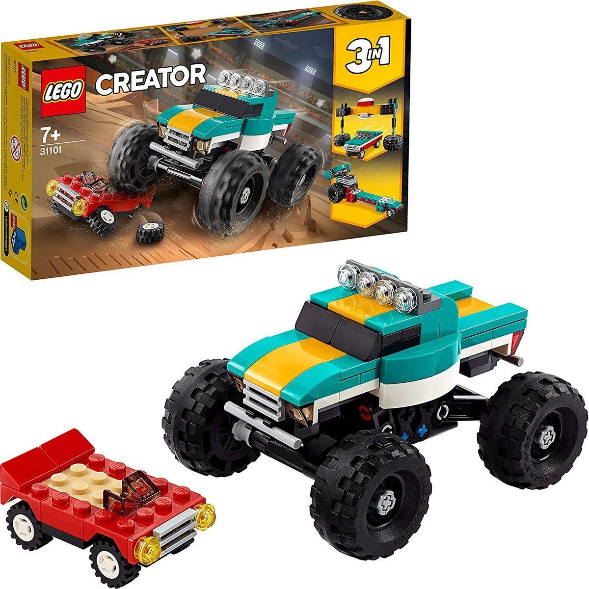 LEGO® Creators 31101 Monster truck