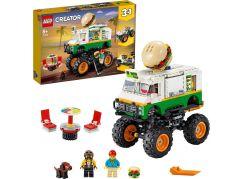 LEGO® Creators 31104 Hamburgerový monster truck