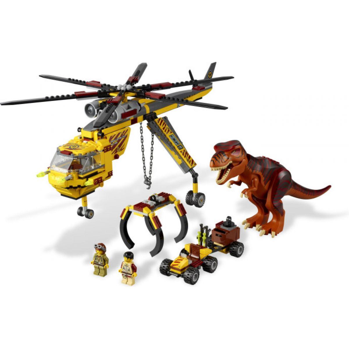 LEGO Dino 5886 Lovec T-Rexů #2