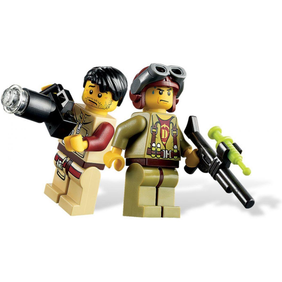 LEGO Dino 5886 Lovec T-Rexů #3