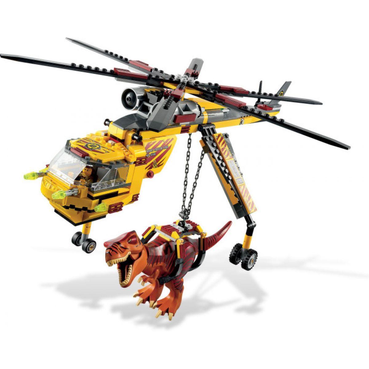 LEGO Dino 5886 Lovec T-Rexů #4