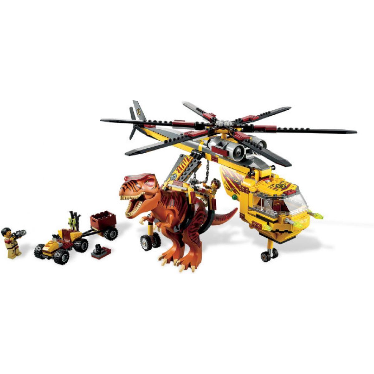 LEGO Dino 5886 Lovec T-Rexů #5