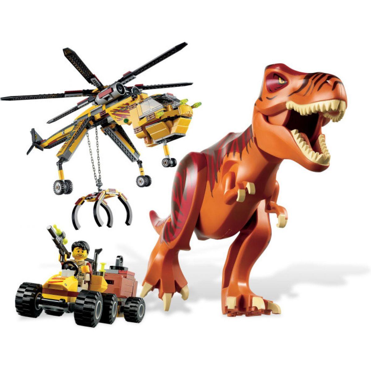 LEGO Dino 5886 Lovec T-Rexů #6