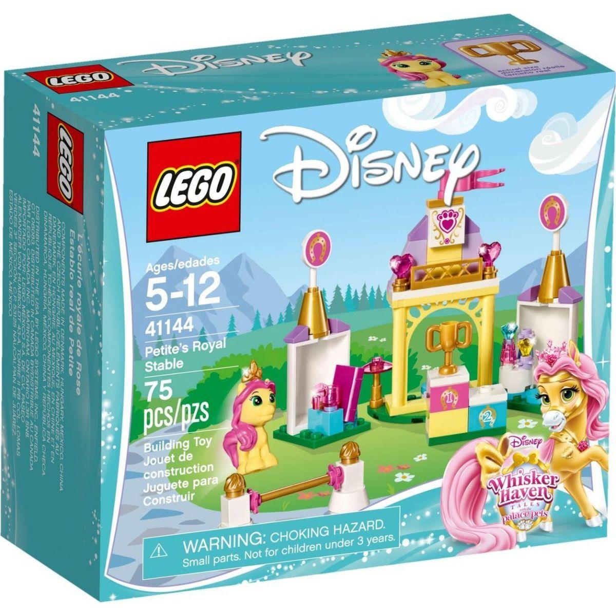 LEGO Disney příběhy 41144 Podkůvka v královských stájích