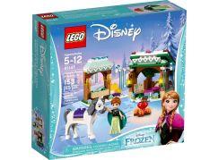 LEGO Disney příběhy 41147 Anna a její sněžné dobrodružství