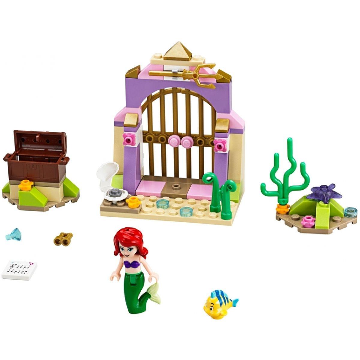 LEGO Disney Princess 41050 Tajné poklady Ariely #2